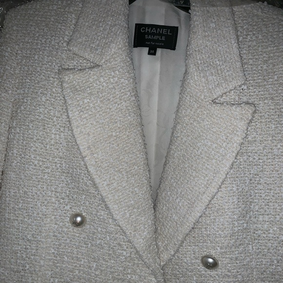 8f2de4edca11 CHANEL Jackets & Coats   La Pausa 2019 Tweed Jacket   Poshmark
